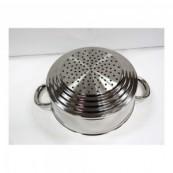 passoire de cuit vapeur inox artame 16/18/20 cm