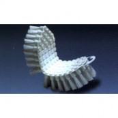 brosse en nylon flexible