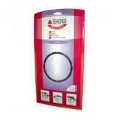 joint d 'autocuiseur SEB clipso 8/10 litres diamètre 253 mm