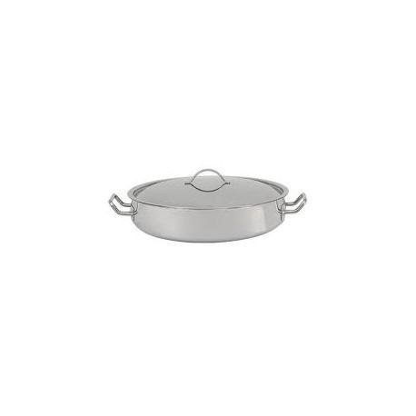 Sautoir inox art et cuisine diam 40 cm cookina - Faitout art et cuisine ...