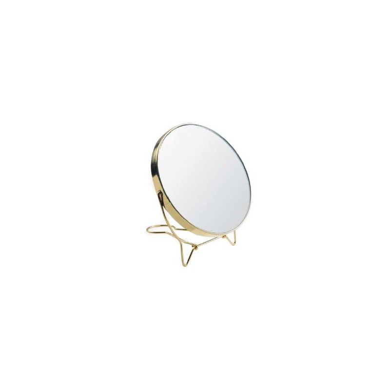 Miroir rond double face cookina for Miroir double face