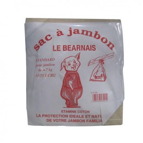 sac à jambon 65*75 cm