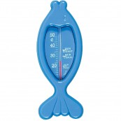 thermomètre bain poisson