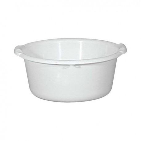bassine ronde plastique 28 cm
