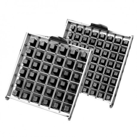 grille de coupe frite inox 8mm pour ref. n3023