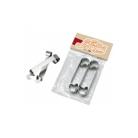 crochet de stérélisateurs ou bouilleurs à bocaux par 6
