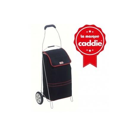 chariot de marché Caddie 40 litres noir