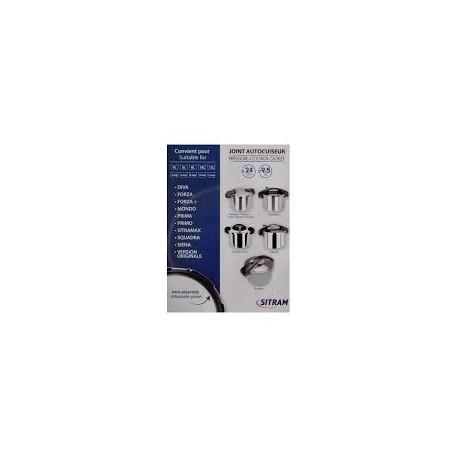 Joint autocuiseur sitram sitraforza 4/6/8/10/13 litres