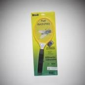 Tapette mouche électrique en forme de raquette