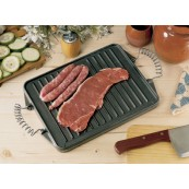 plancha fonte rectangle 44*24 cm