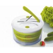 essoreuse à salade à piston 24 cm