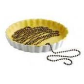 chaine de fond de tartes en inox 300 cm 17.90