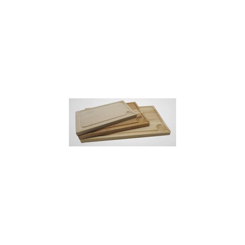 Planche d couper bois 30 40 cm cookina - Planche a decouper bois ...