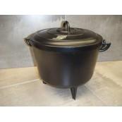 marmite en fonte 12 litre