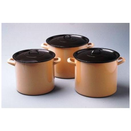 marmite traiteur émail 32 cm