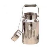 bidon à lait 2litres en aluminium