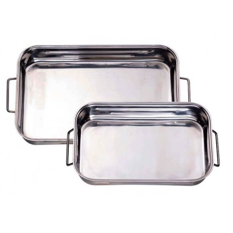 Plat four inox 25 18 cookina for Plat cuisson inox