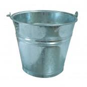 seau galvanisé guillouard de 11 litres 28 cm fabriqué en france