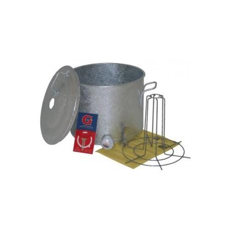 Bouilleur à bocaux de conserves (5 de 1L)