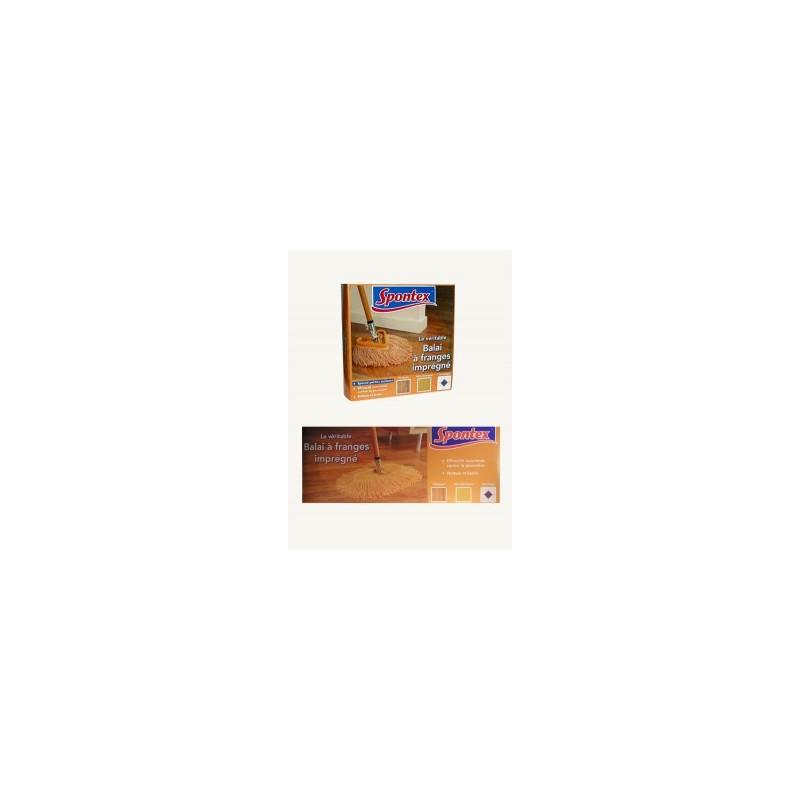 balai frange o 39 cedar spontex rectangle 31 5 cm cookina. Black Bedroom Furniture Sets. Home Design Ideas