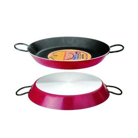 plat à paella téflon 42 cm