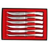 lot de 6 couteaux de tables André Verdier