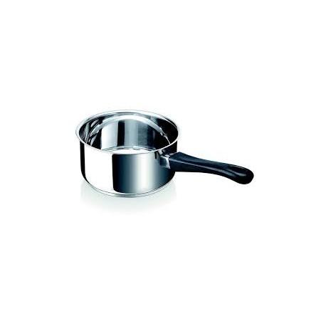 casserole inox diam 18 cm