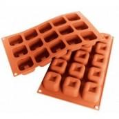 moule à svarin carré en silicone