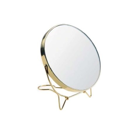 miroir rond double face