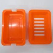 porte savon à poser plastique
