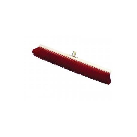 balai extérieur rouge 60 cm