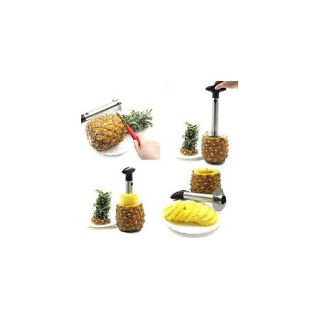Coupe ananas en inox