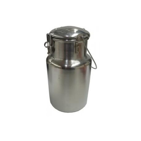 bidon à lait 3 litres en aluminium