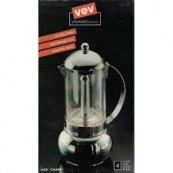 Cafetière italienne inox 4 tasses Vev Vigano