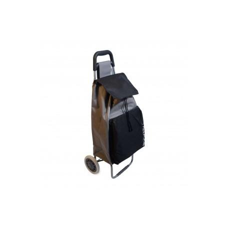 Chariot de marché avec sac isotherm