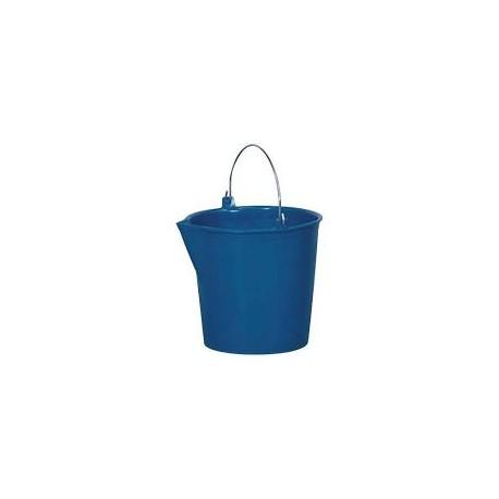 Seau à bec plastique 13 litres