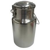 bidon à lait alu import 3 litres