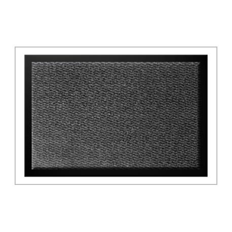 tapis absorbant anti poussière 80*120 gris