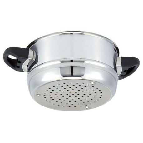 passoire de cuit vapeur inox