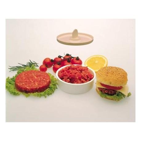 moule à steack en plastique alimentaire