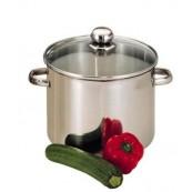marmite traiteur inox diam. 24cm capacité 9 litres