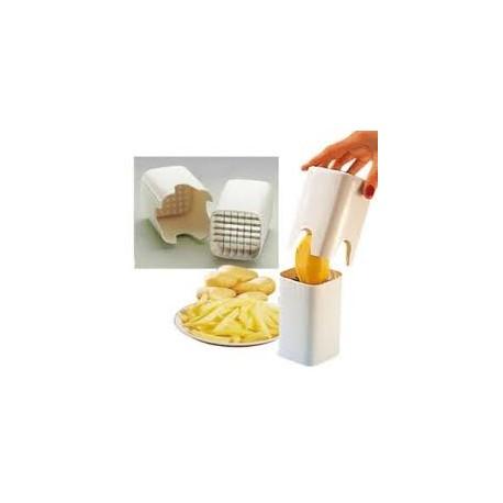 Coupe frite plastique